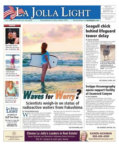 07 10 2014 La Jolla Light By MainStreet Media