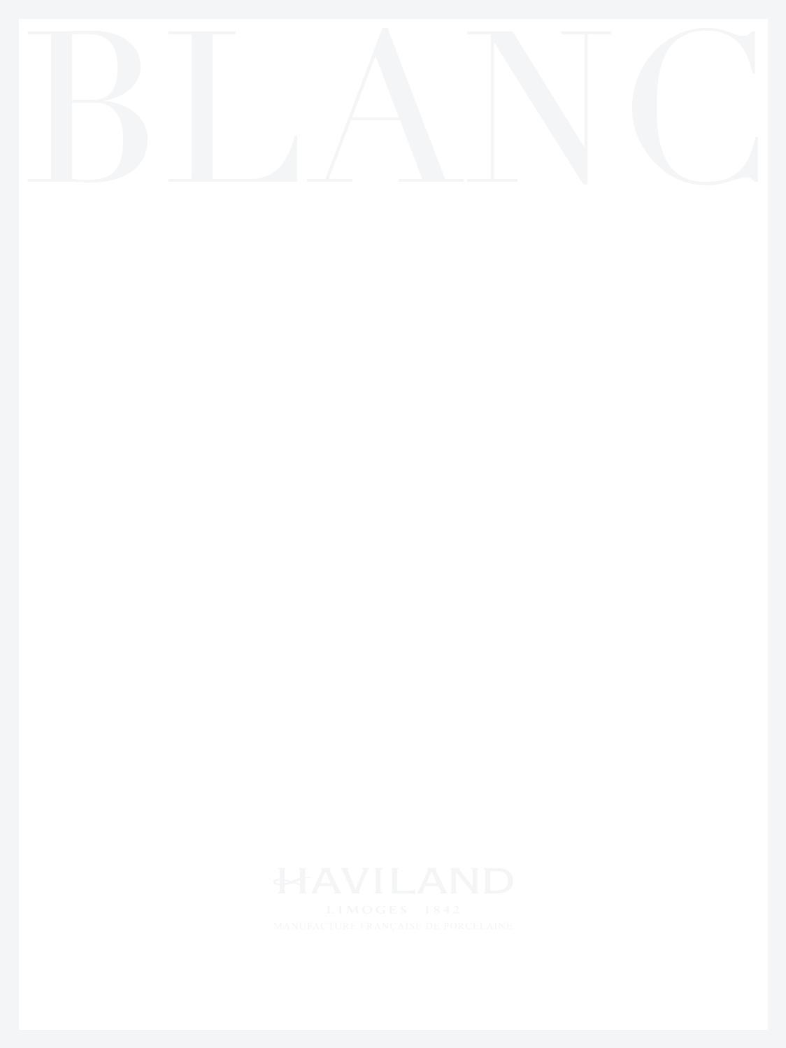d59bfd20ee39f7 Catalogue blanc haviland by Daum-Haviland, Inc. - issuu