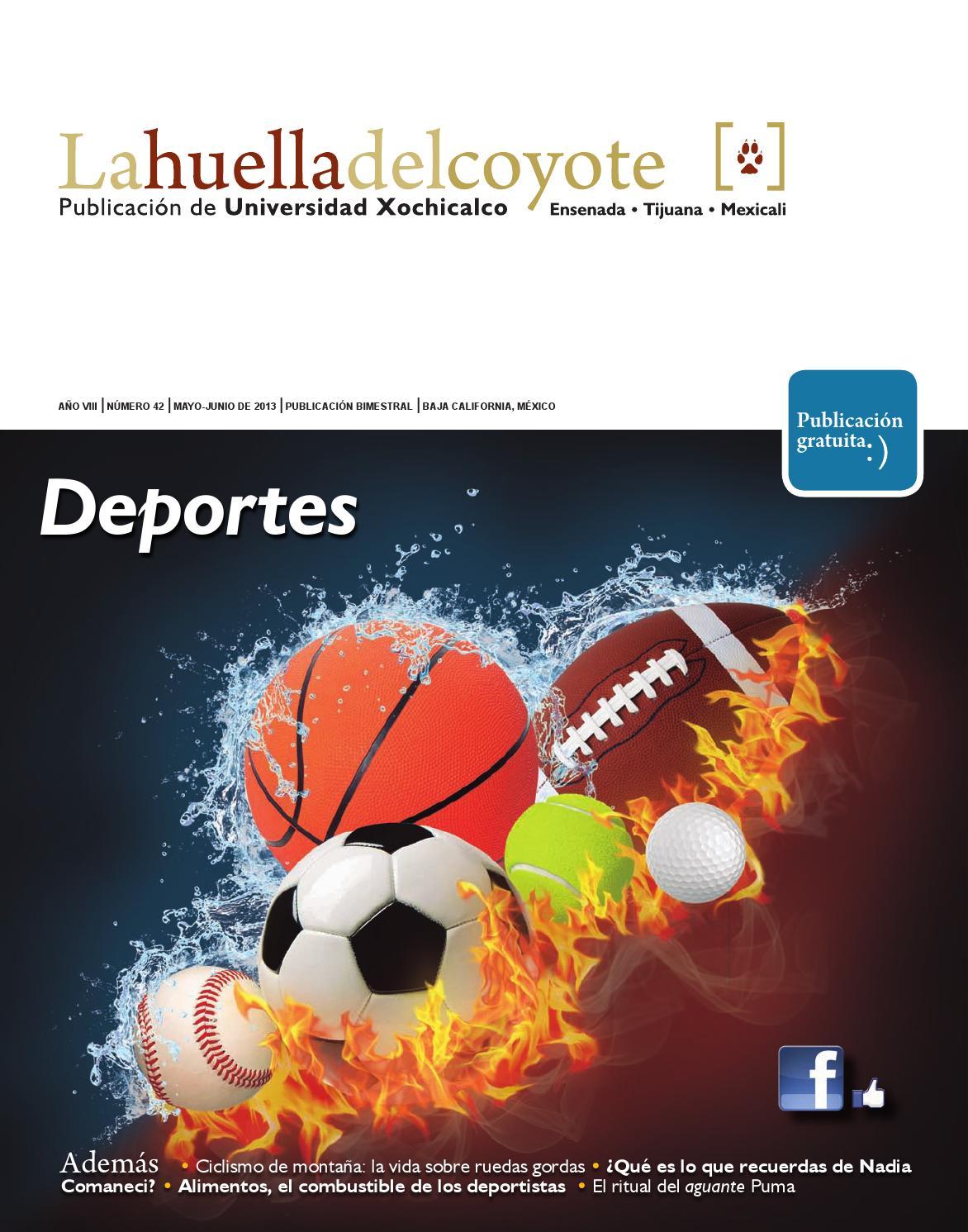 buy online 2c683 4204b 42 La huella del coyote by La huella del coyote - issuu