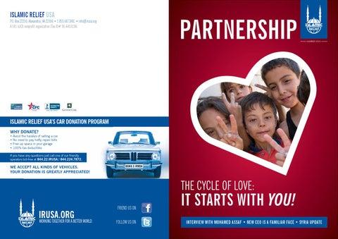 Islamic Relief USA -- Partnership 2014 by Islamic Relief USA