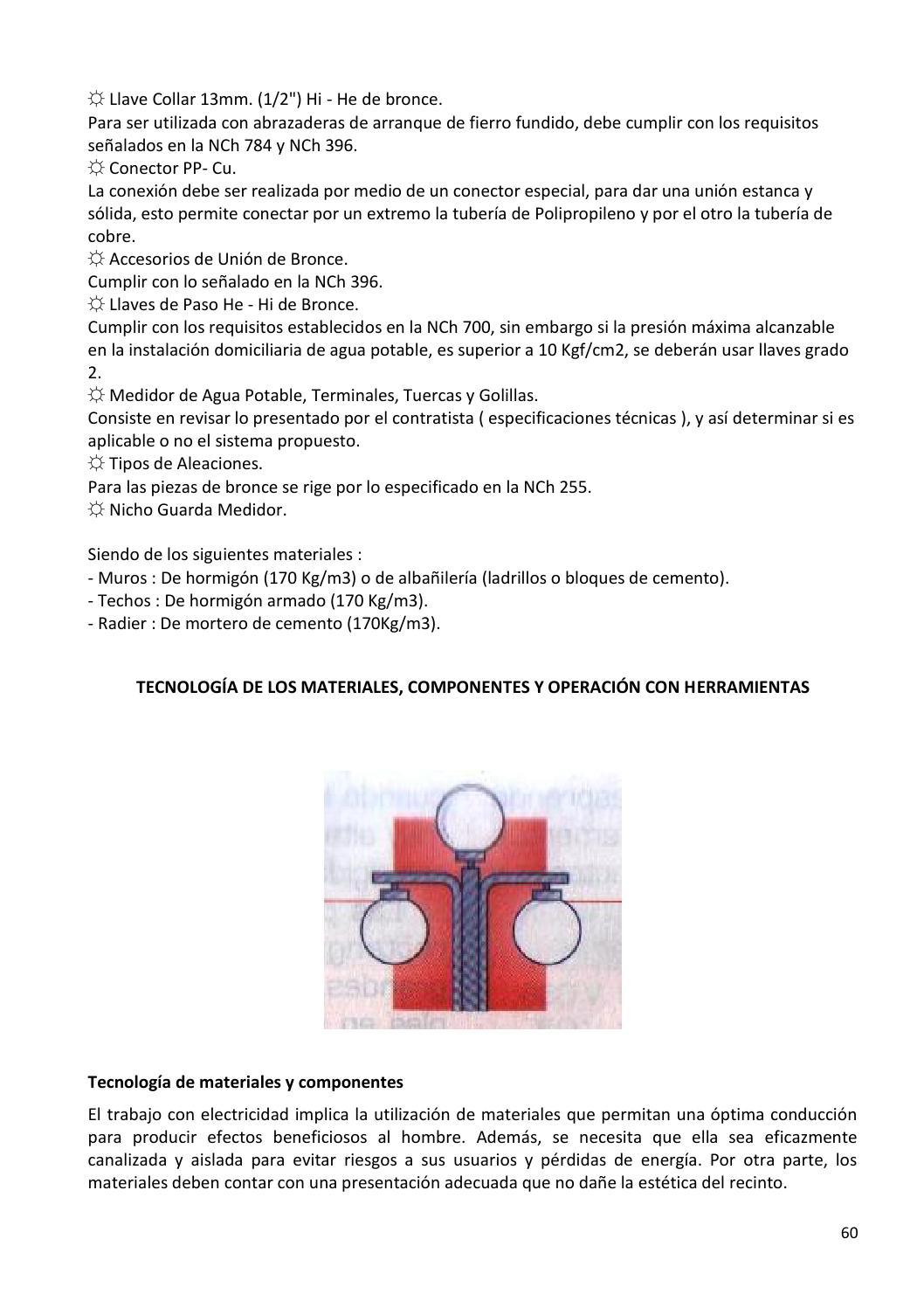 Manual practico de materiales de construcción by Instituto Técnico ...