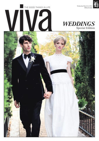 28bd519ce Viva Weddings by NZME. - issuu