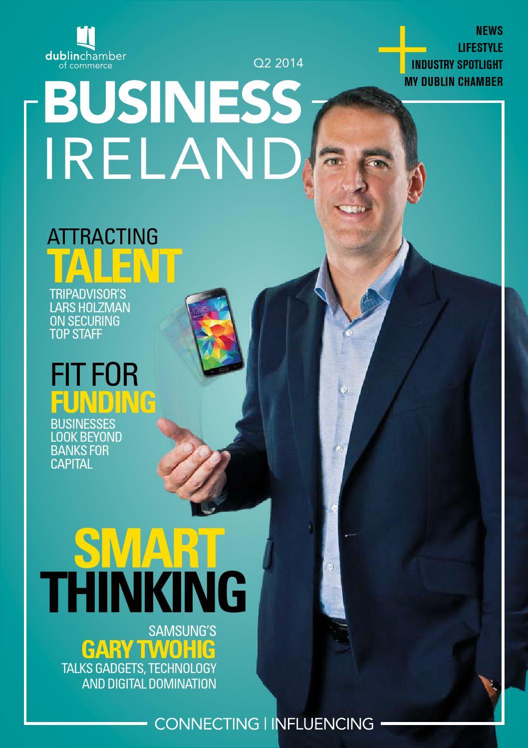 Business Ireland Q2 2014 by Ashville Media Group - issuu