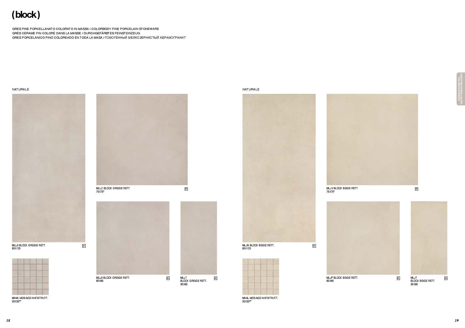 Fine Gres Porcellanato.Marazzi Italy Collection Book 2014 By Iris Issuu