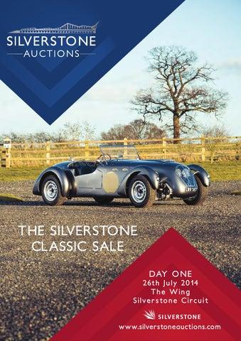 abef76e3502 The Silverstone Classic Sale july 14 by Caroline Smith   Peninsula ...