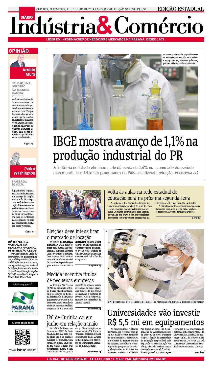 9253587bf Diário Indústria Comércio by Diário Indústria   Comércio - issuu