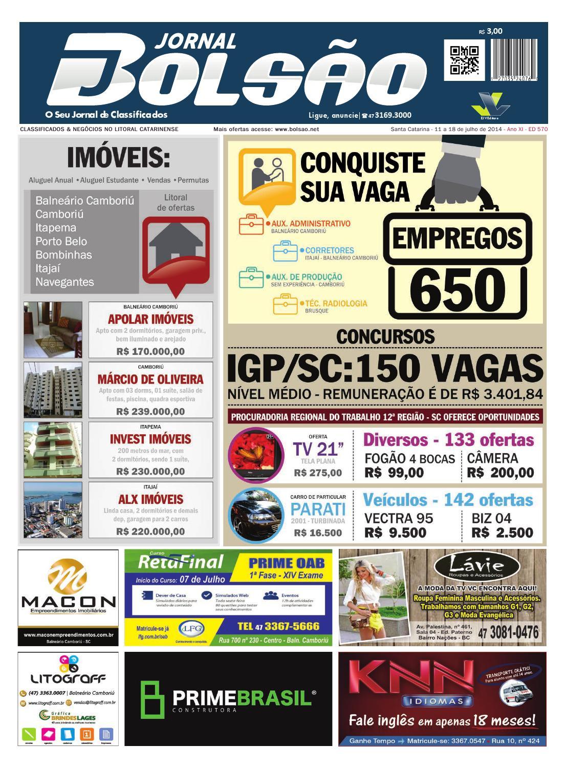 1def928123 570 by Bolsão Jornal - issuu