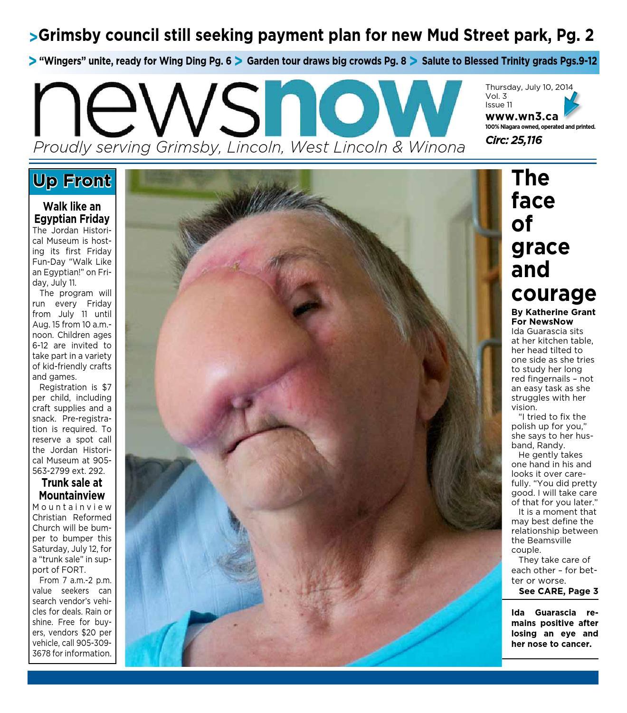 newsnow Niagara e-edition July 10 2014 by newsnow Niagara