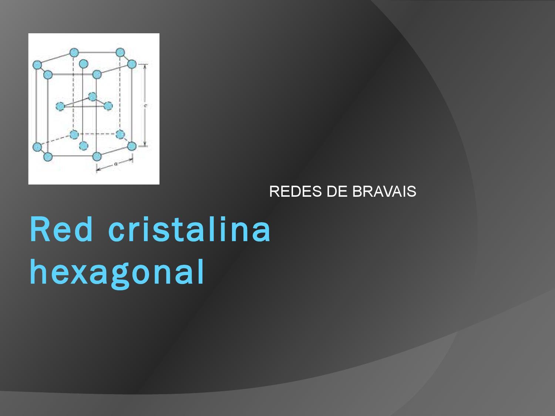 Red Cristalina Hexagonal By Verito Toapanta Issuu