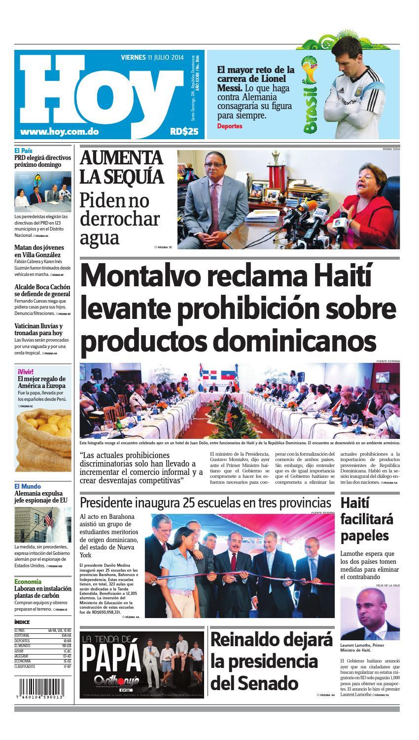 Periodico hoy 11 de julio 98ff4f76a3c1