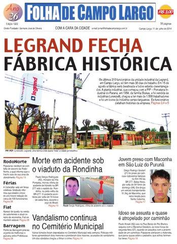 63ff4dfbe Folha de Campo Largo by Folha de Campo Largo - issuu