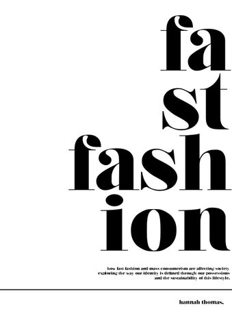Dissertation on fashion brands