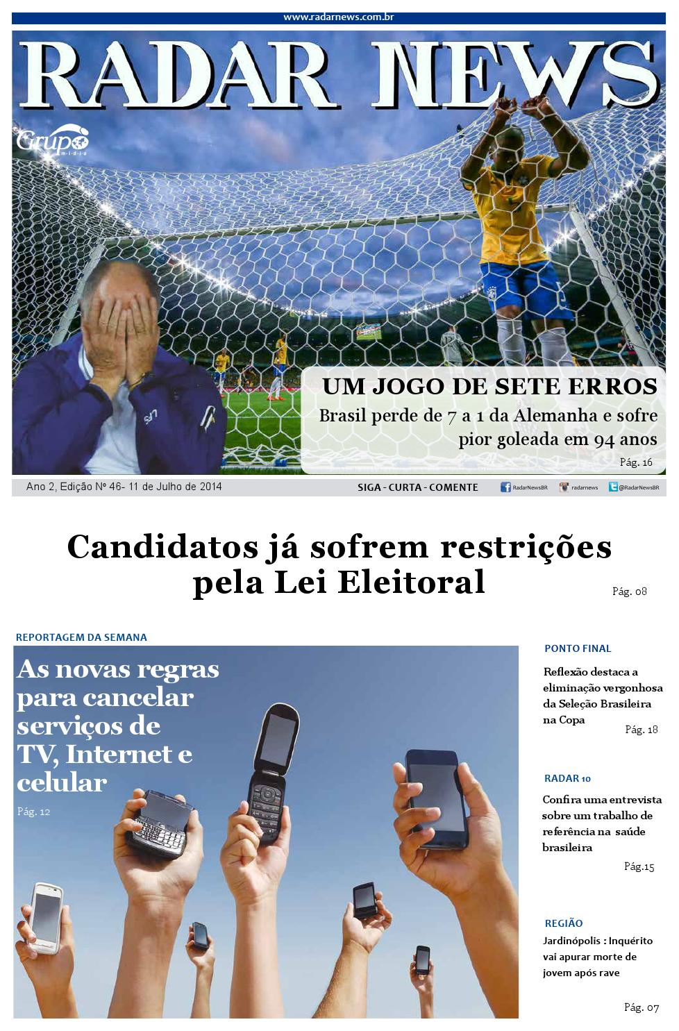 435d20c8d97 Radar News 46ª Edição by Grupo Mídia - issuu
