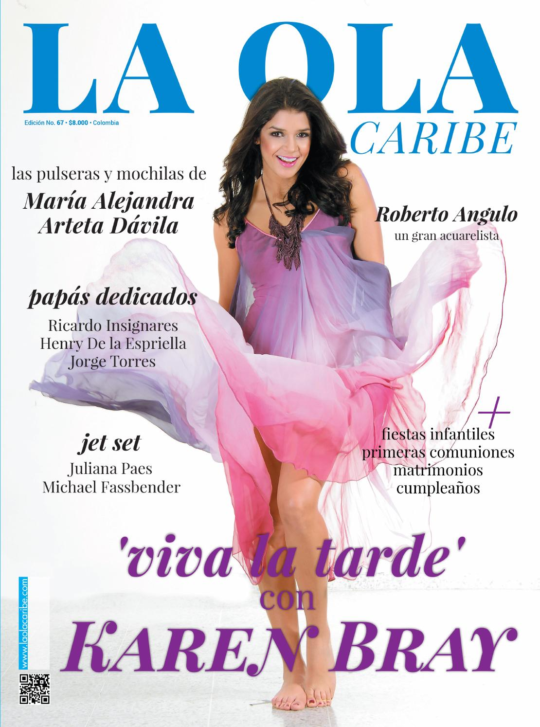 Edicion 67 by Revista LA OLA CARIBE - issuu