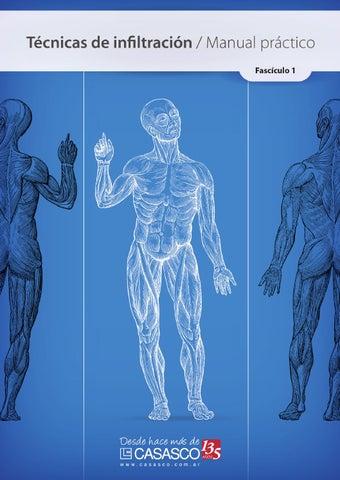 Técnicas de infiltración | Manual práctico · 1 by Ec-t Ediciones ...