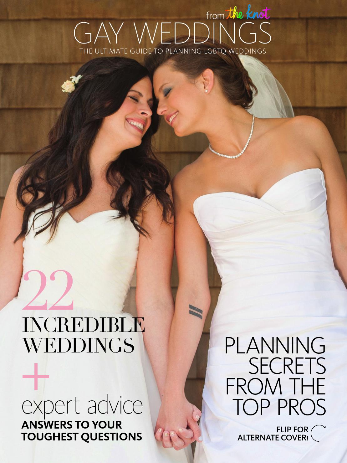 Gay Weddings from The Knot 2014 I Edition 2 by Gay Weddings from The ...
