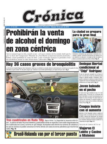 66f18824436279be9b62cb01c8516e87 by Diario Crónica - issuu 19910dc4ece