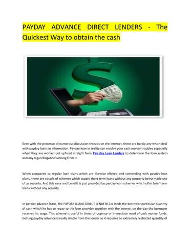 Payday advances pensacola image 2