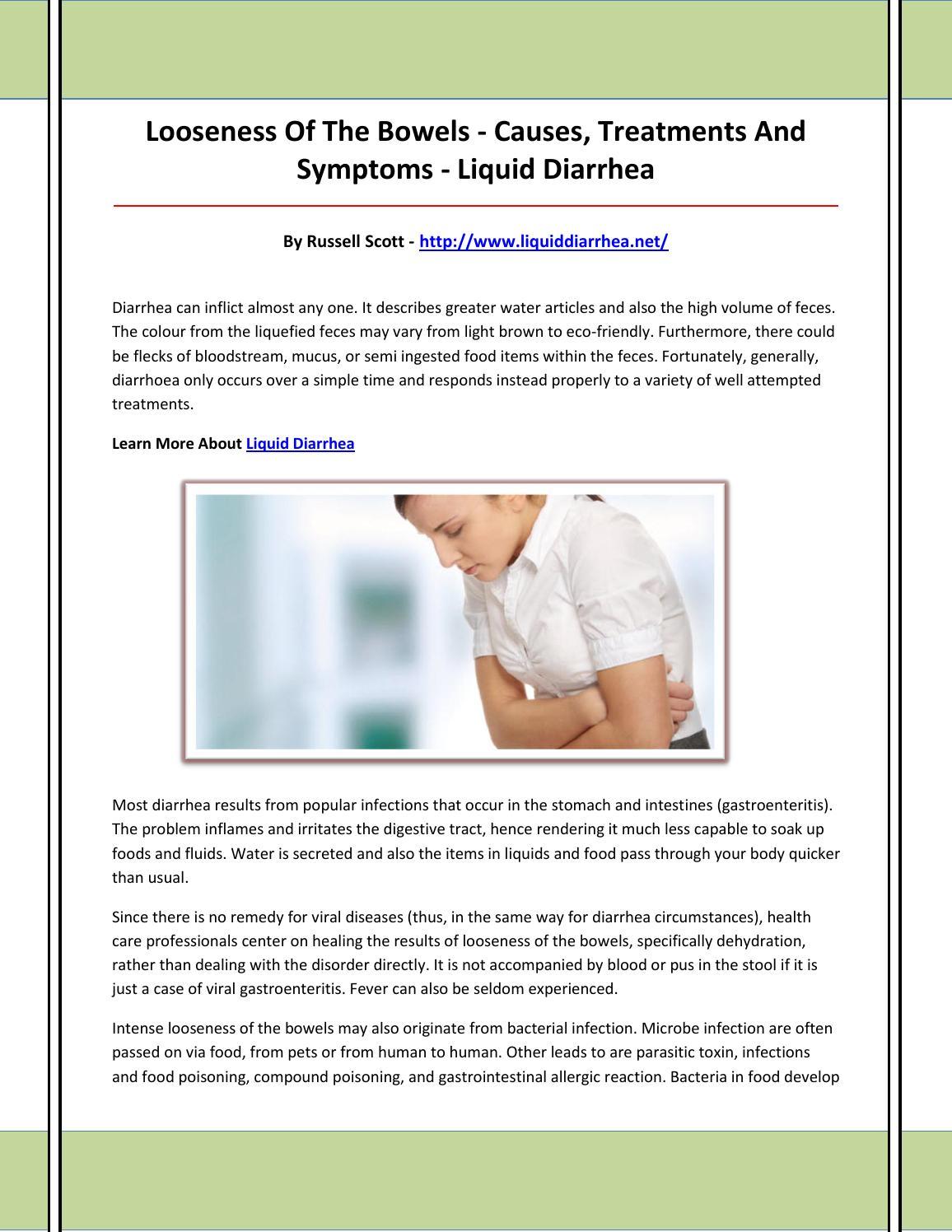 Liquid Diarrhea By Sadfsfs   Issuu