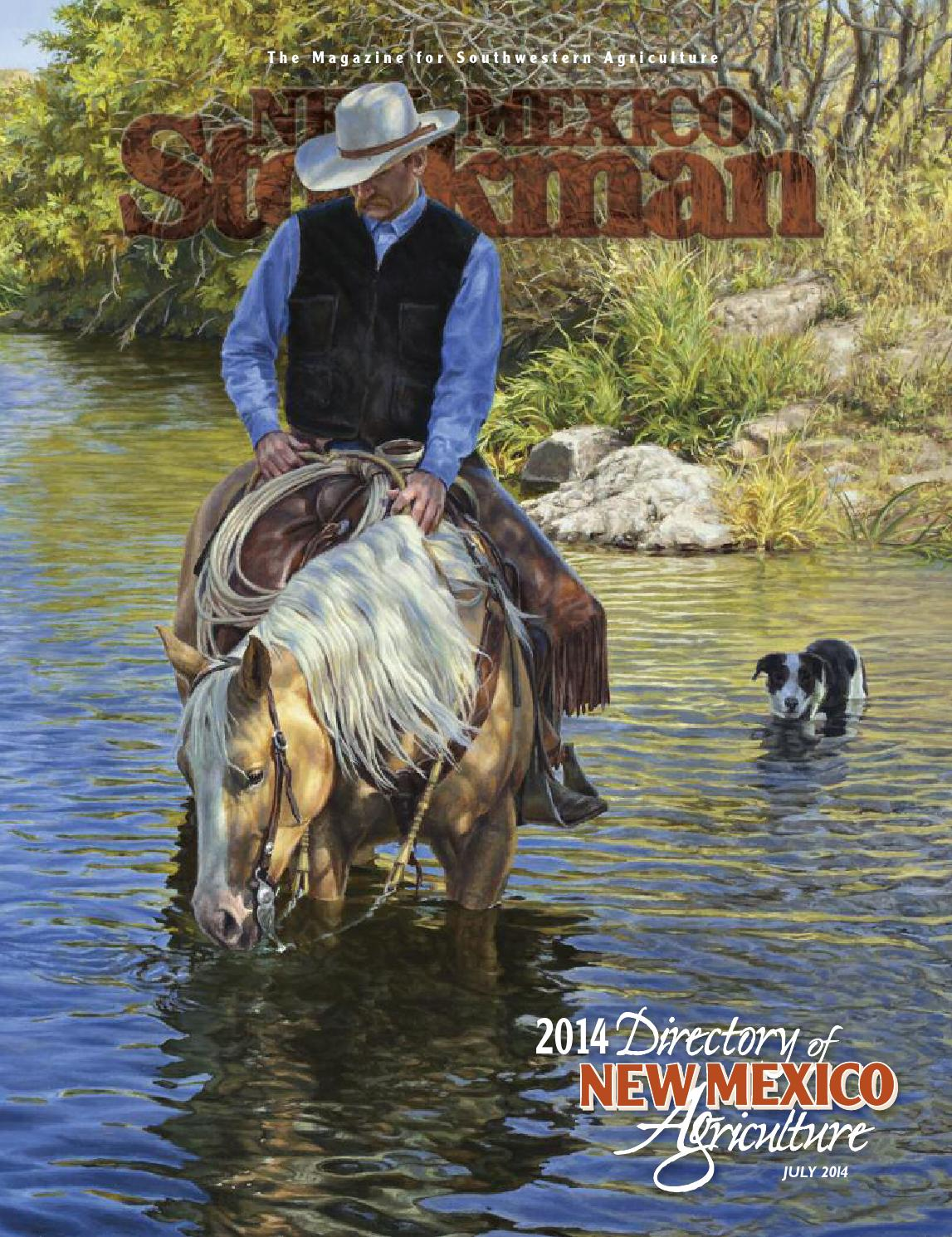 Nms July 2014 By Livestock Publishers Issuu New Nmb 143 Wiring Color Coces Explained C Daniel Friedman