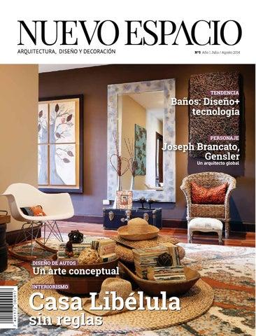 b009937b2c55c Nuevo Espacio 05 by Revista Nuevo Espacio - issuu