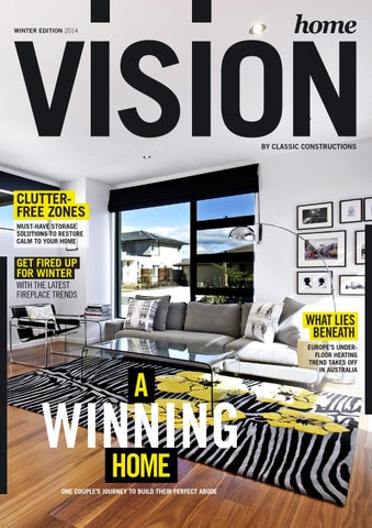 Home Vision Winter Edition. Home Vision Magazine by Coordinate Group   issuu