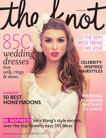 0bcffff1662 The Knot Summer 2014 by The Knot - issuu