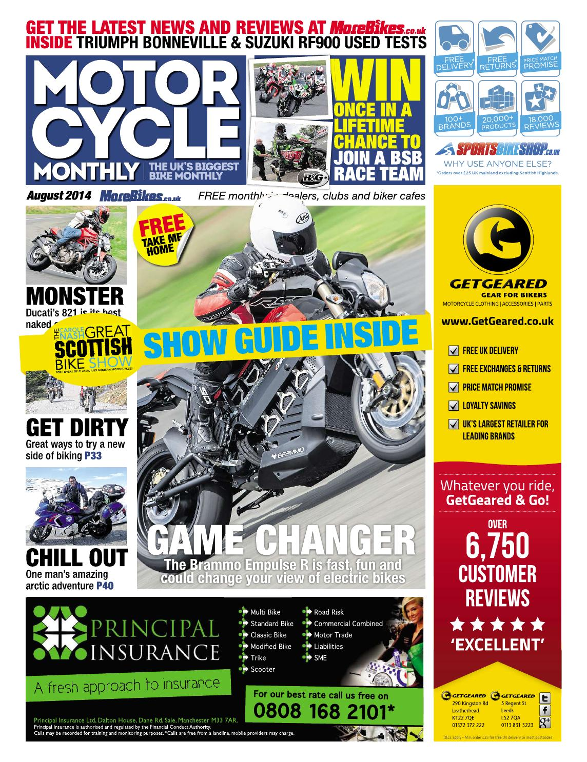 Motor Cycle Monthly August 2014 Full Edition By Mortons Media All New Cbr 150r Victory Black Red Jakarta Group Ltd Issuu