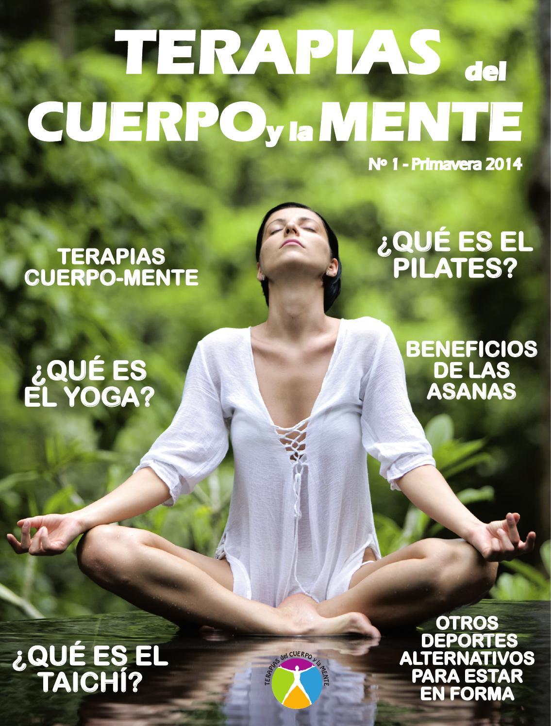 Terapias Del Cuerpo Y La Mente By Sandra Gracia Issuu