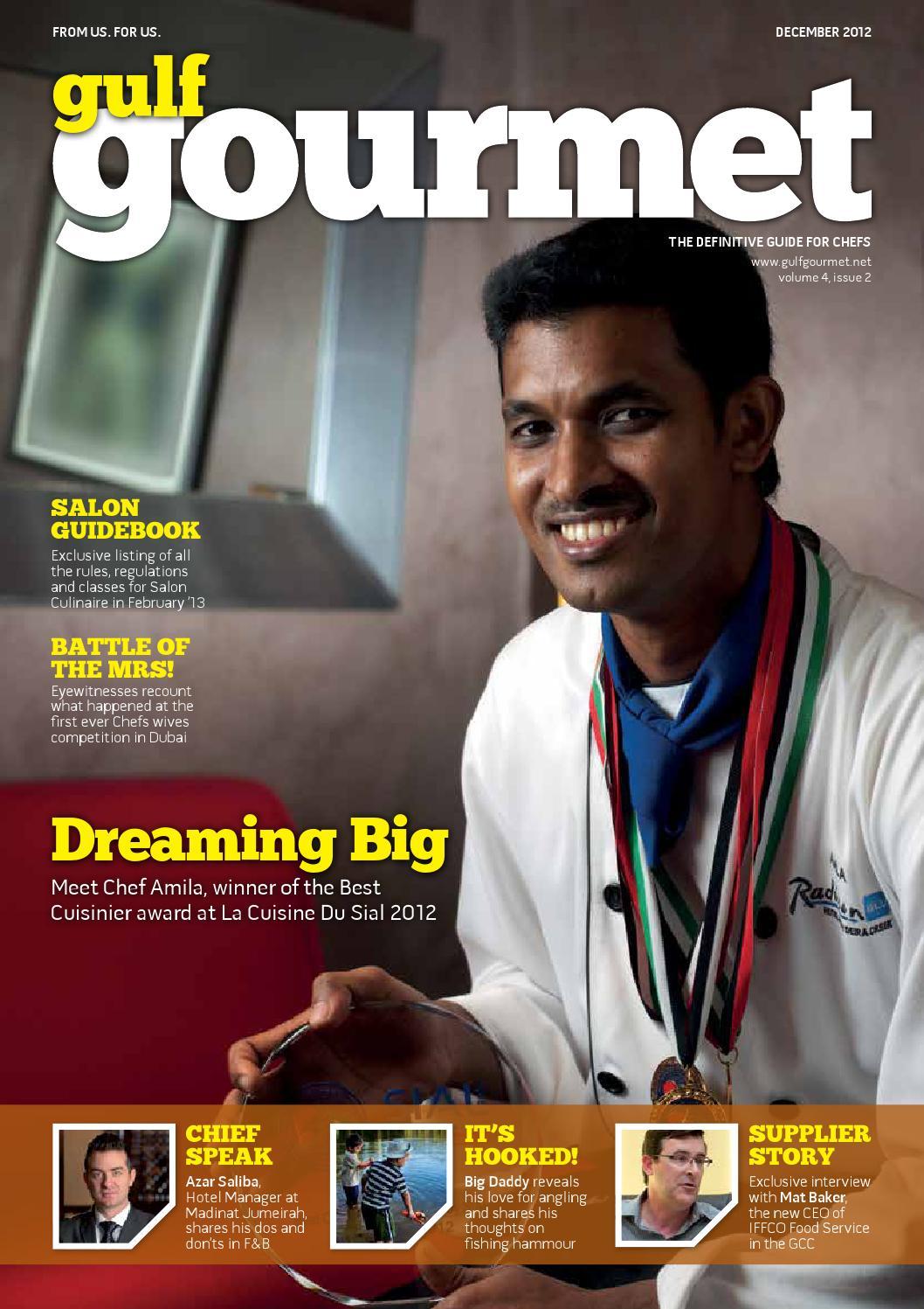 December 2012 by Gulf Gourmet magazine - issuu