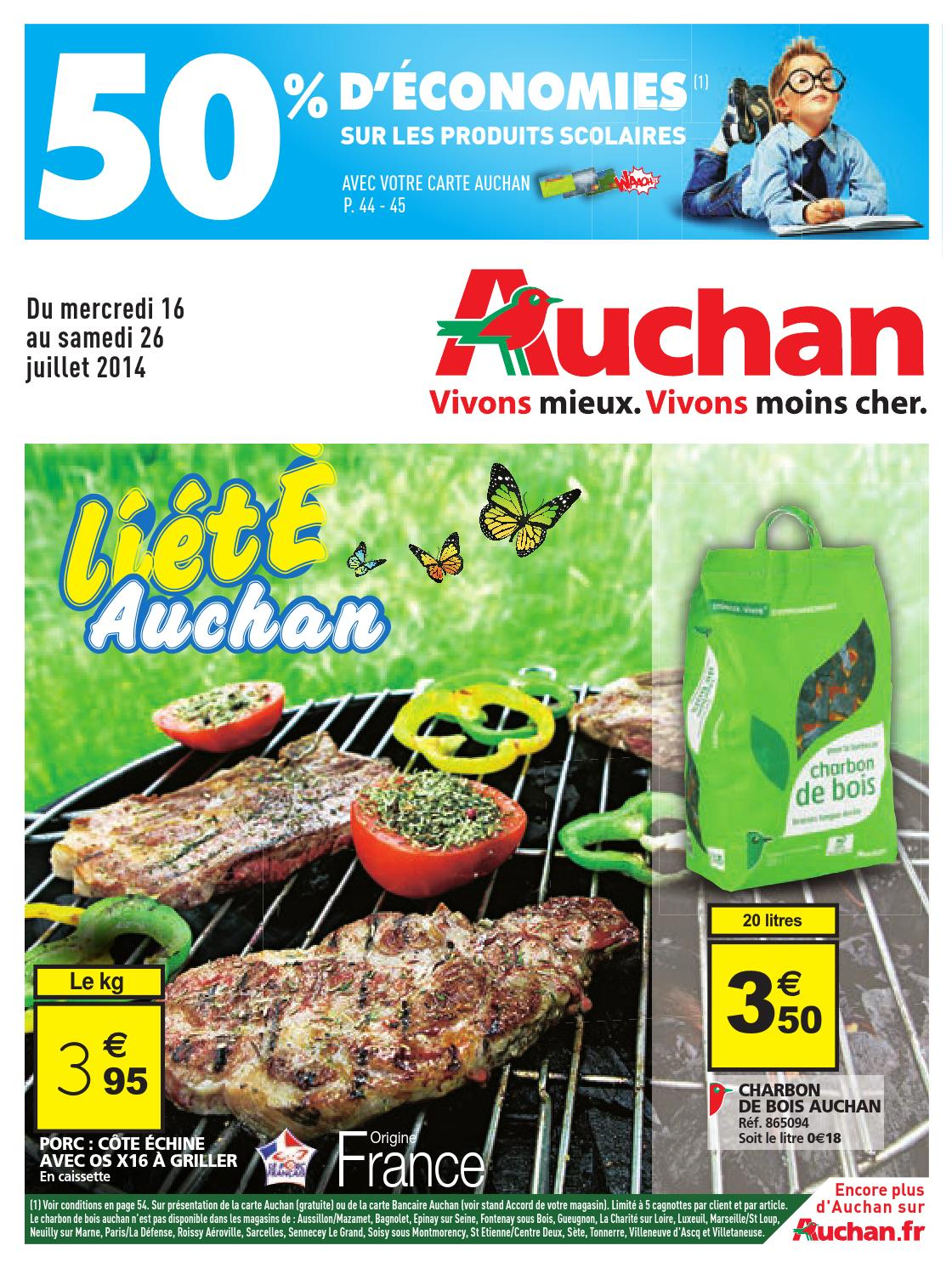 Auchan catalogue 16 26juillet2014 by PromoCatalogues.com - issuu