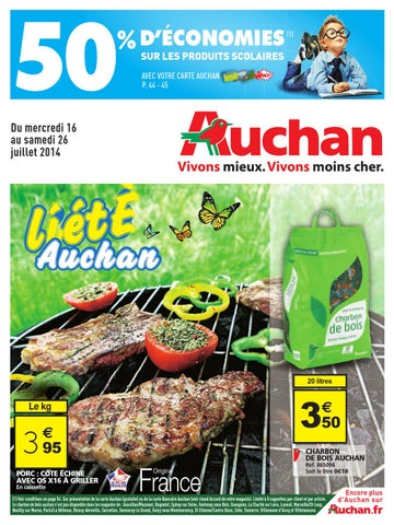 cdde8ba1160 Auchan catalogue 16 26juillet2014 by PromoCatalogues.com - issuu
