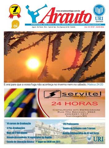 ba904b542 Jornal arauto edicao 87 julho 2014 by Arauto Jornal - issuu