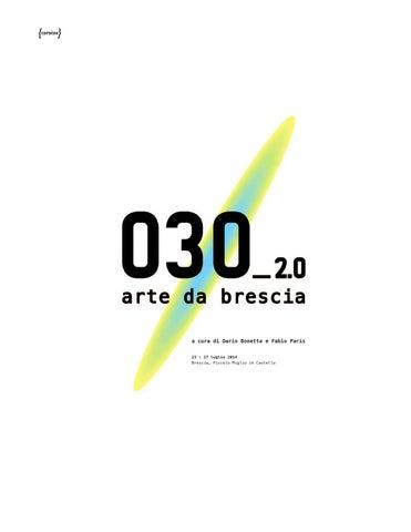 030 2 0 Arte Da Brescia By Corsivobooks Issuu