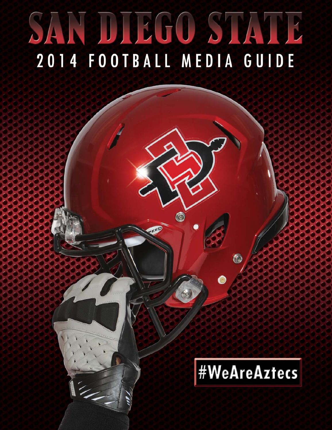 2014 San Diego State Football Media Guide By Sdsu