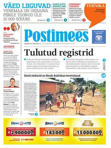 047083f6795 Postimees 15 07 2014 by Postimees - issuu