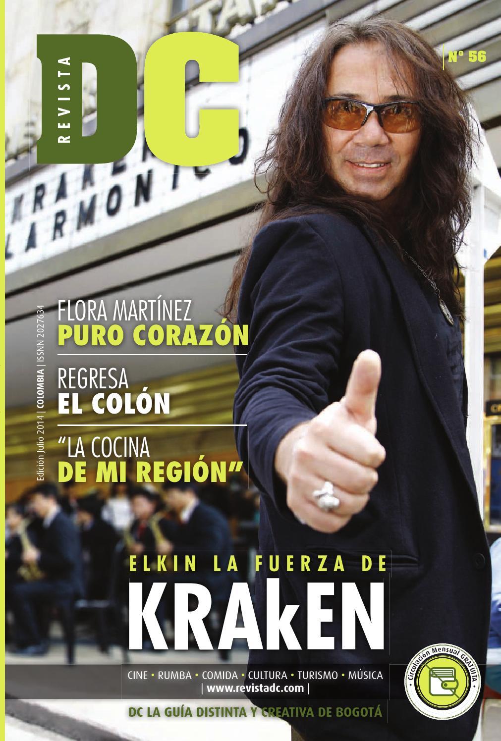 56 Revista Dc By Edición Issuu PuTOXkiZ