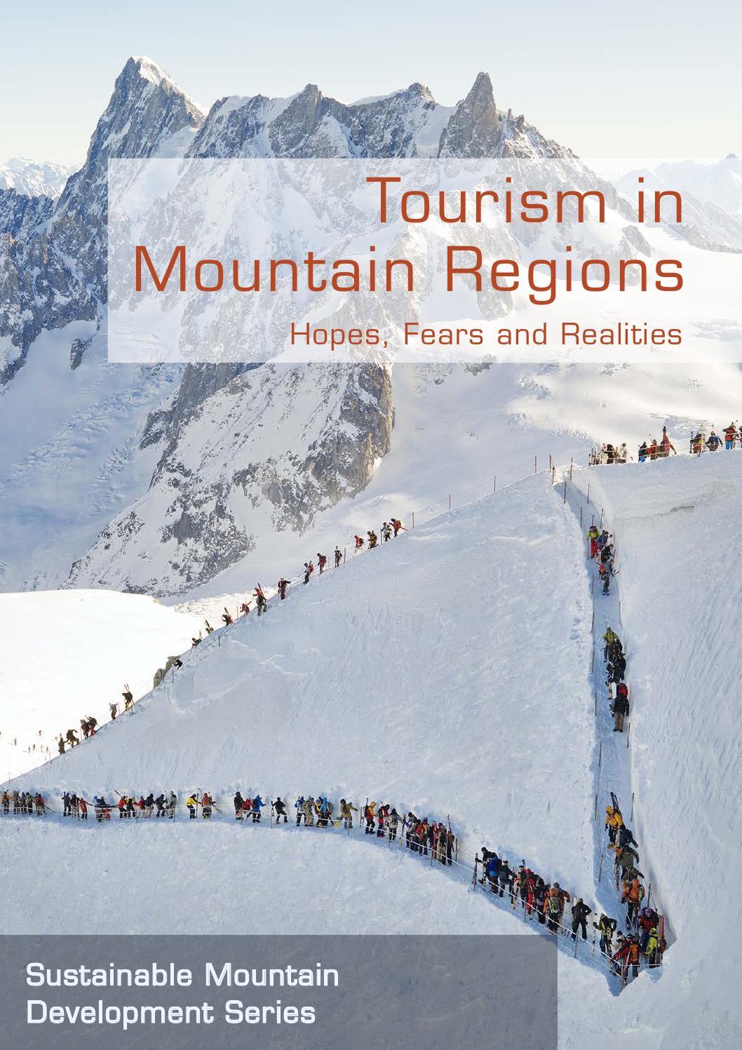 7ac5c215d4fa Tourism in Mountain Regions by Jovan Nikolić - issuu