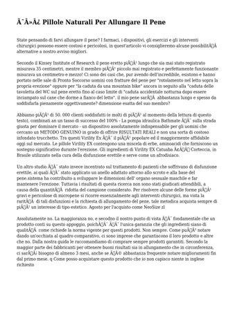 Fibrosi dei corpi cavernosi: diagnosi e cure - Professore Alberto Roggia