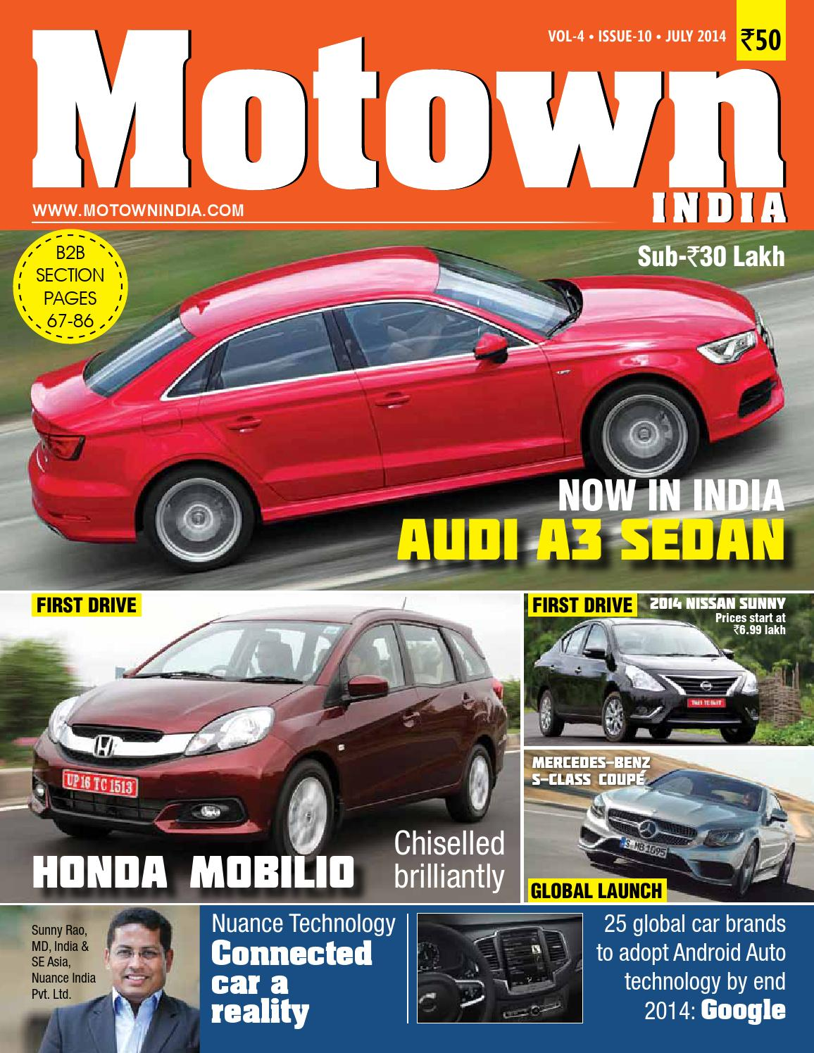 Motown India July 2014 by Motown India - issuu