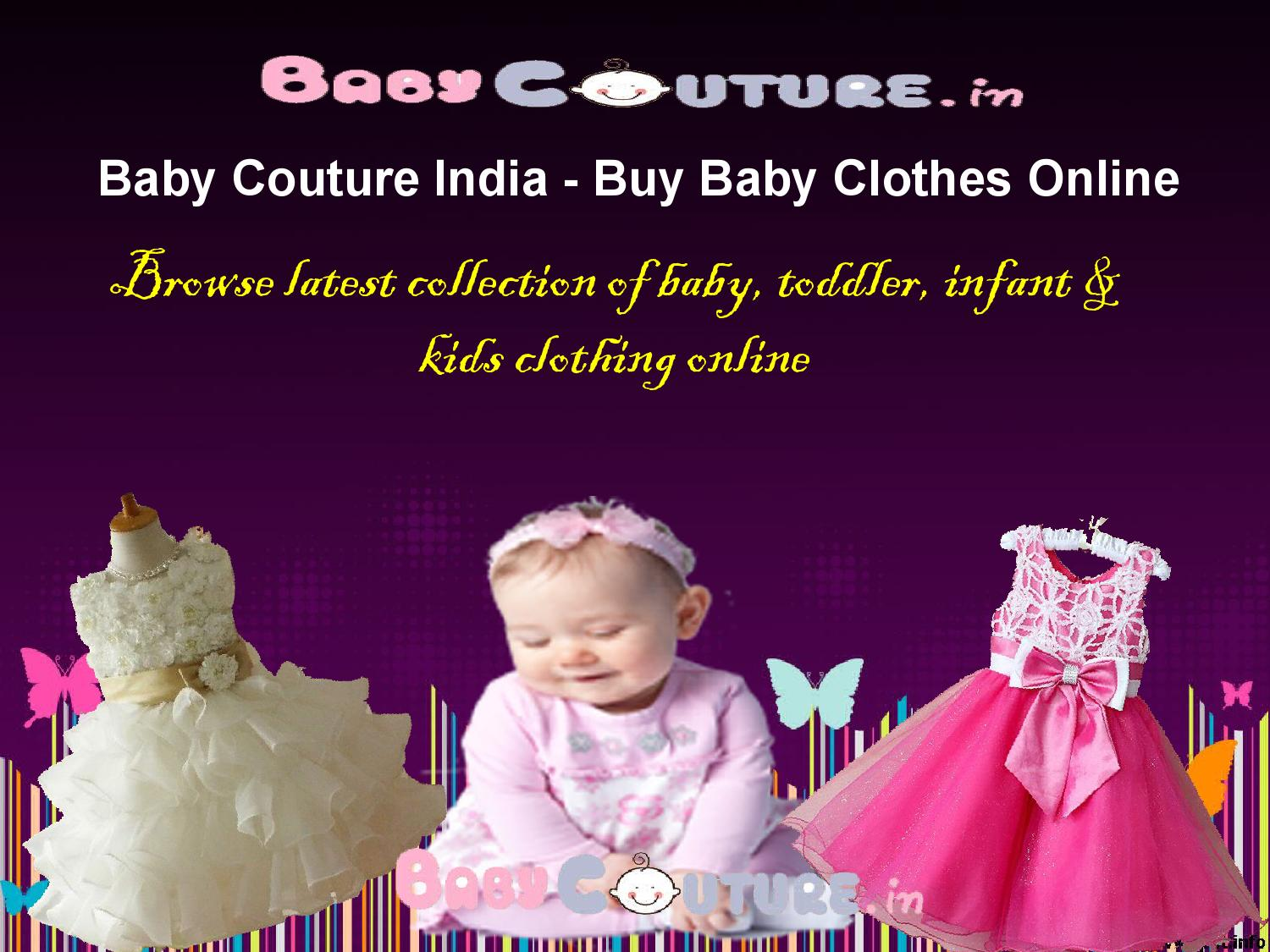 1641e78e1 Baby Couture India - Buy Baby Boy Clothes