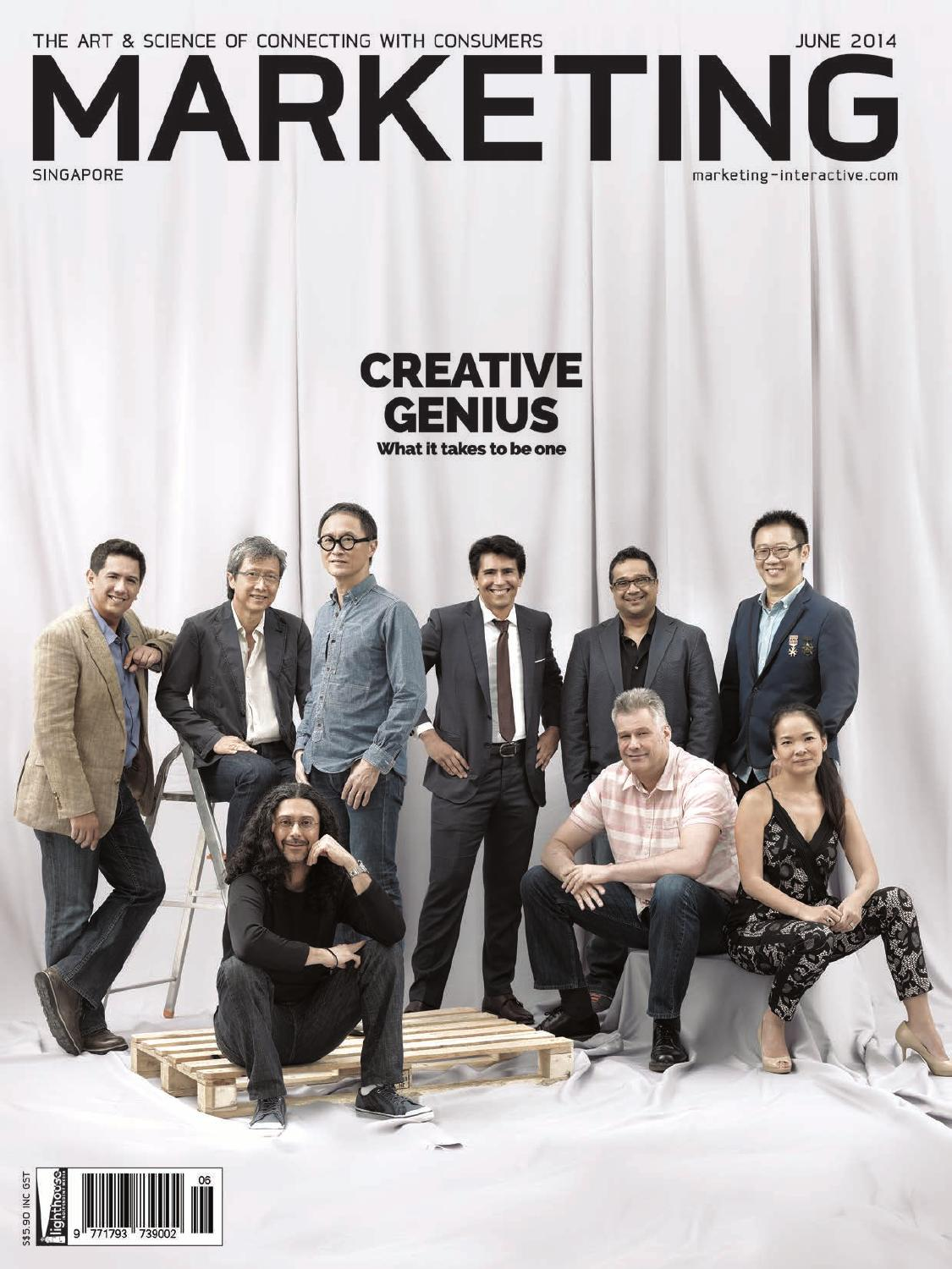 Marketing Magazine SG Jun 2014