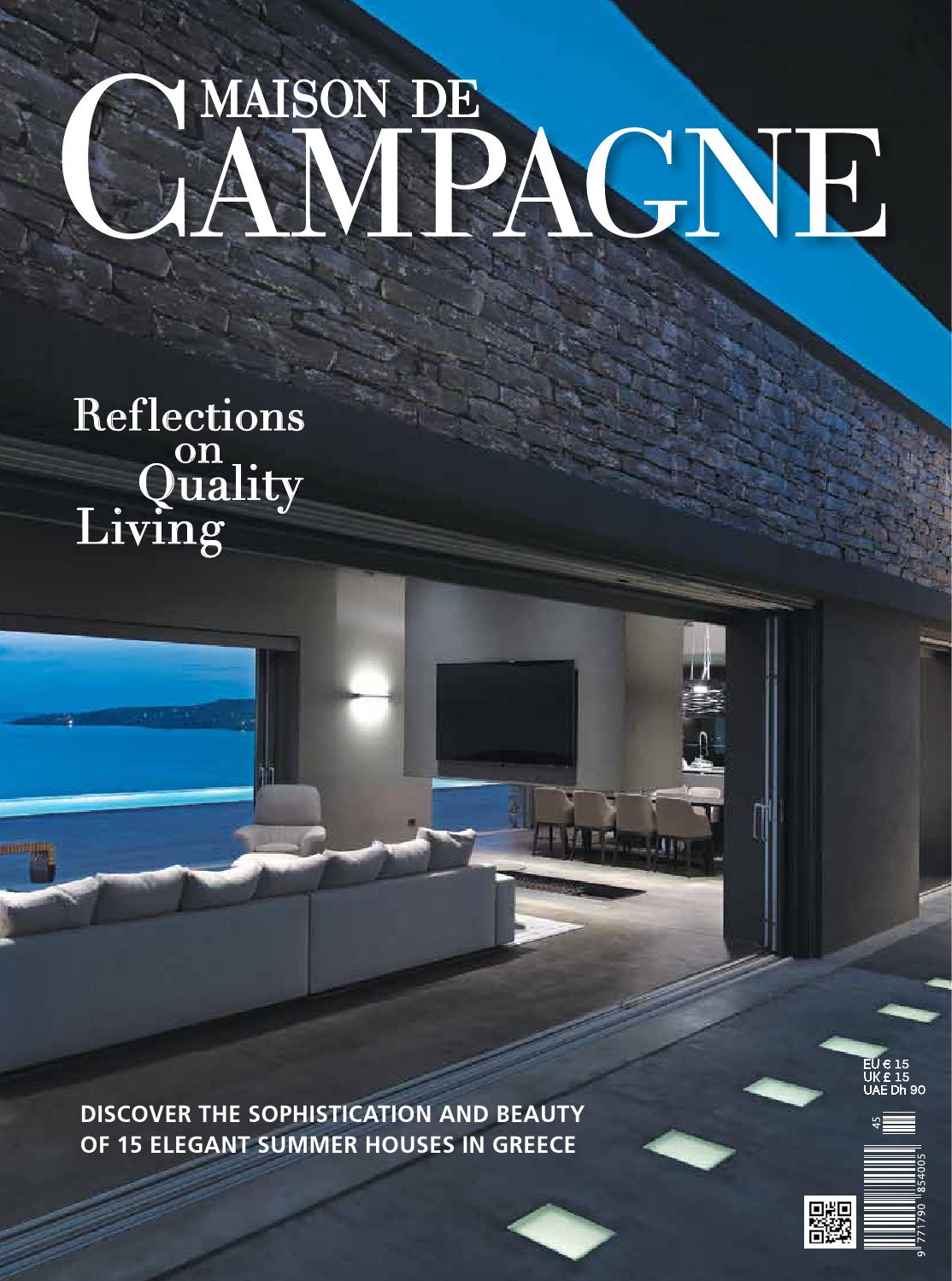 maison de campagne 2014 by ek magazine issuu. Black Bedroom Furniture Sets. Home Design Ideas