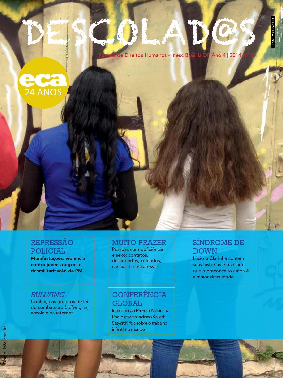 Revista descolados by Inesc Criança Adolecente no Parlamento - issuu 6863b2e046