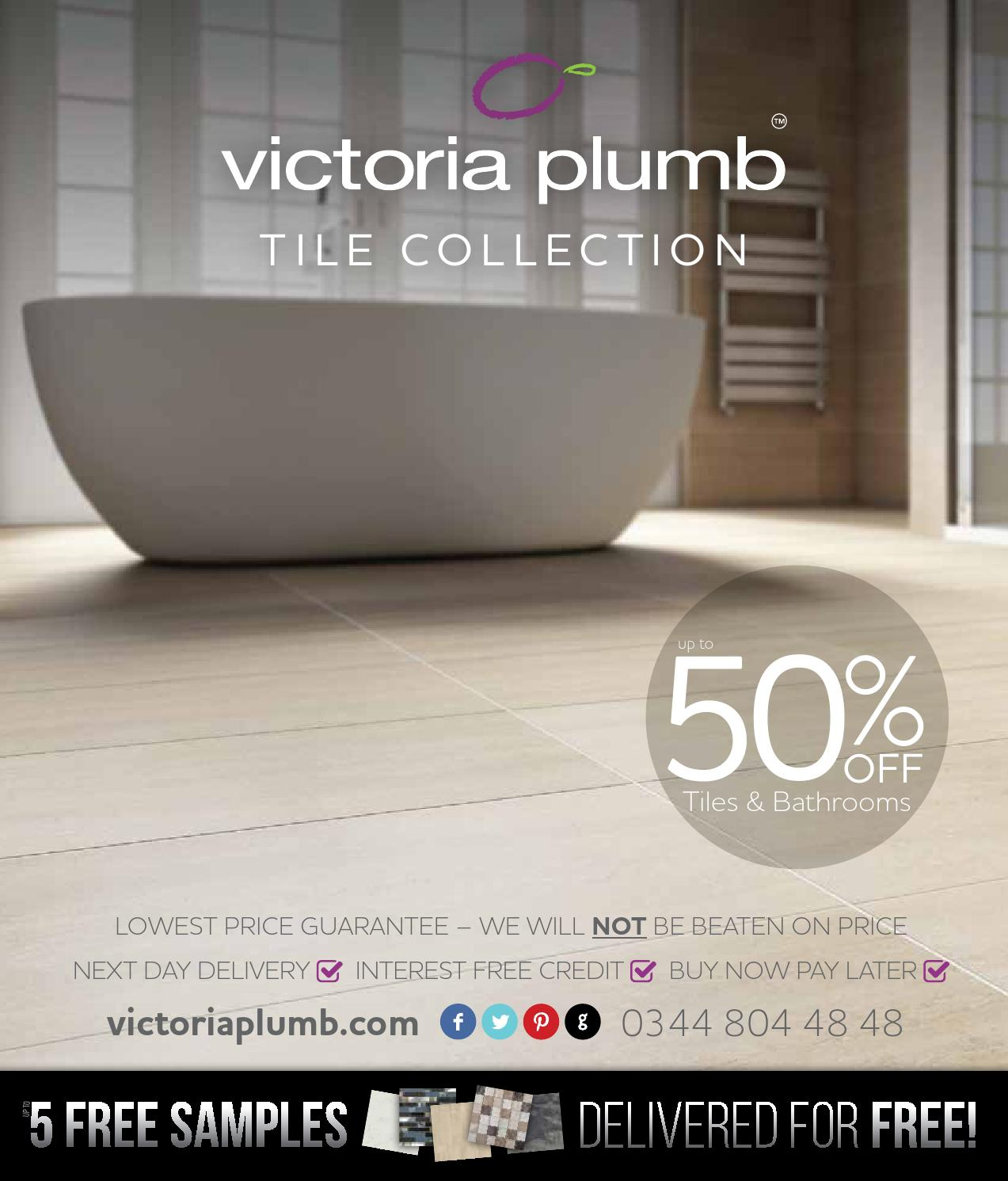 Tile brochure 28pp by VictoriaPlumbBathrooms - issuu