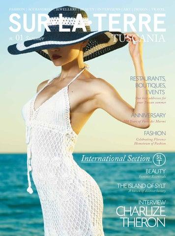 SUR LA TERRE Tuscania No1 by SUR LA TERRE Magazines - issuu bc8e697f966c