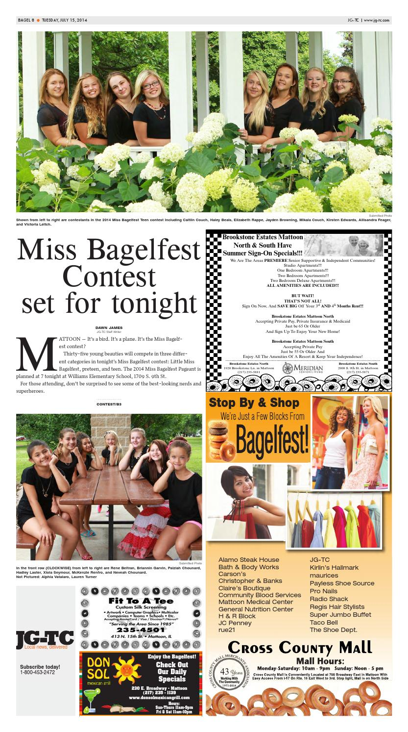 Bagelfest by Herald & Review - issuu