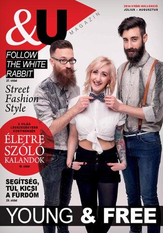 937dfa82d5 &U Magazine 2014 jul. by &U Magazine - issuu