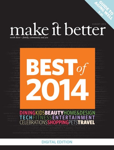 3907dce3c86 Make It Better August 2014 by Make It Better - issuu