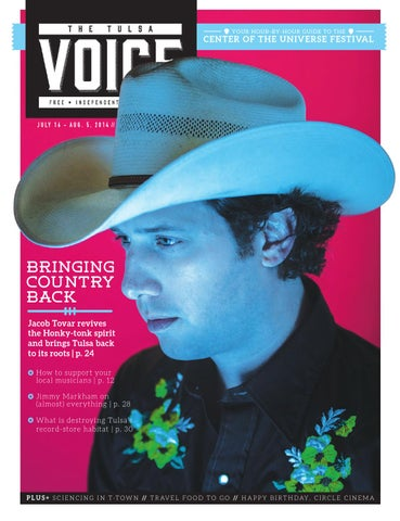 f221b0369dd106 The Tulsa Voice | Vol. 1 No. 15 by The Tulsa Voice - issuu